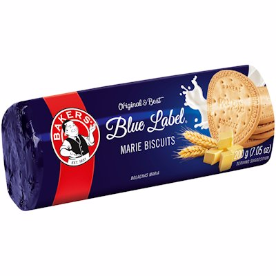 BAKERS BLUE LABEL MARIE 200G
