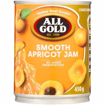 AG JAM APRICOT S/FINE 450G