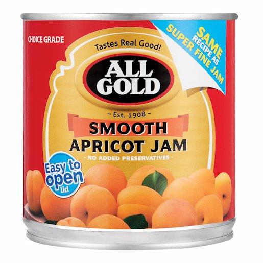 AG JAM APRICOT S/FINE 900GR