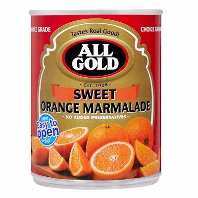 ALL GOLD MARMALADE SWEET ORANGE 450G