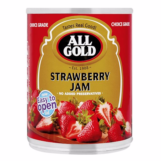 AG JAM STRAWBERRY 450GR