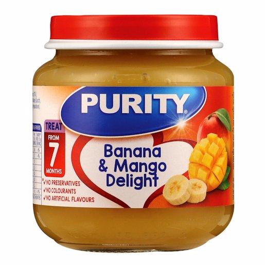 PURITY 2ND MANGO/BANANA DELIGHT 125ML