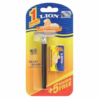 LION RAZOR CLASS + 3 BLDS 1'S