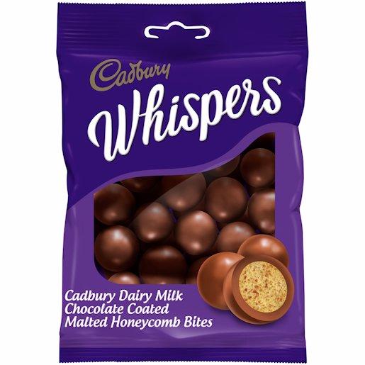 CADBURY WHISPERS BAG 200GR