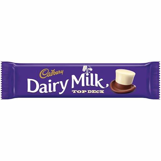 CADBURY SLAB TOP DECK 36GR
