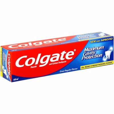 COLGATE T/PASTE REGULAR 100ML