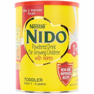NESTLE NIDO 1+ POWDERED DRINK 900G