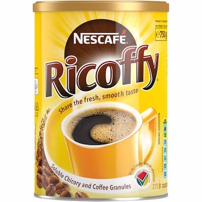 NESCAFE RICOFFY CHICORY & COFFEE GRANULES 750G