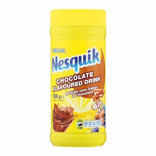 NESQUICK INST CHOCOLATE 250G