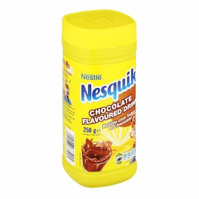 NESQUIK CHOCOLATE 250G