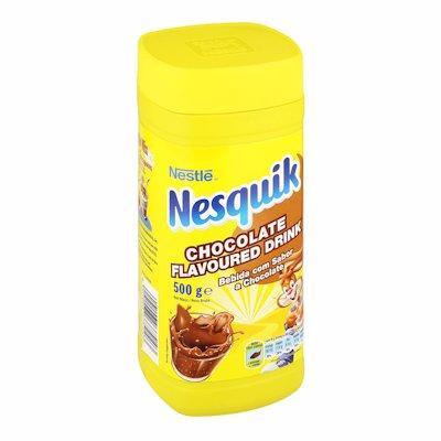 NESQUICK CHOCOLATE 500GR