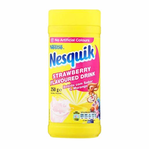NESQUIK STRAWBERRY 250GR