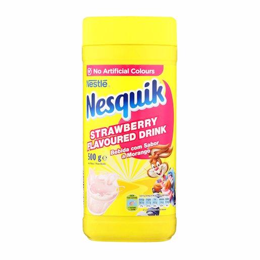 NESQUIK STRAWBERRY 500GR