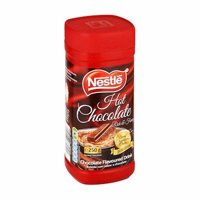 NESTLE HOT CHOCOLATE 250GR