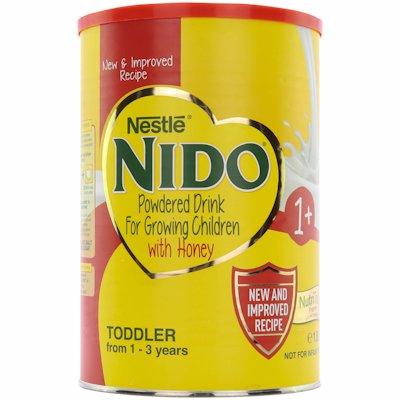 NESTLE NIDO 1+ POWDERED DRINK 1.8KG