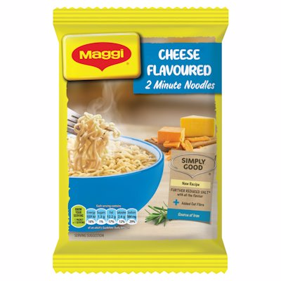 MAGGI 2 MINUTE NOODLES CHEESE FLAVOURED 73G