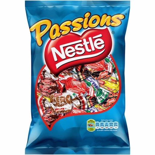 NESTLE PASSIONS BAG 130GR