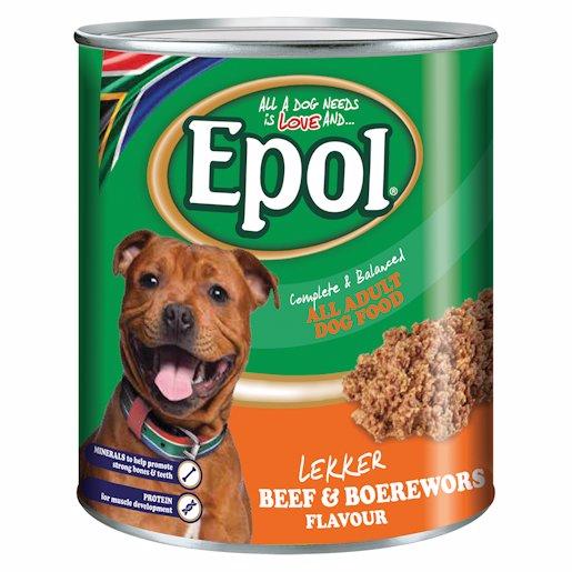 BUTCH DOG FOOD BEEF/B/WOR 820GR