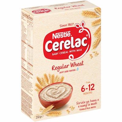 CERELAC BABY CEREAL WITH MILK REGULAR 250GR