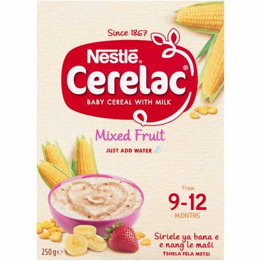 CERELAC NO 3 MIXED FRUIT 250GR