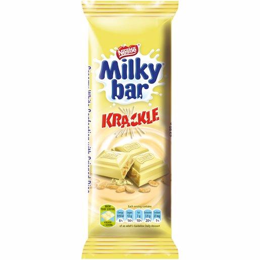 NESTLE MILKY BAR KRACKLE 80GR