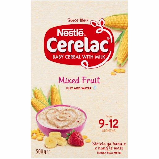 CERELAC NO3 MIXED FRUIT 500GR