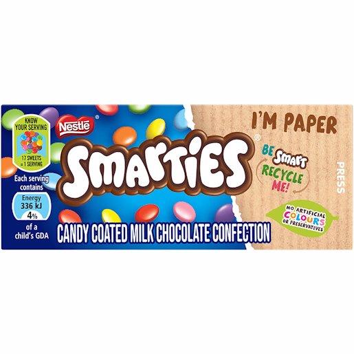 NESTLE SMARTIES S/C CHOC 17GR
