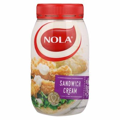 NOLA SANDWICH CREAM 780GR