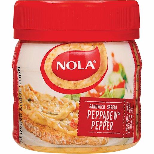 NOLA SANDWICH SPREAD PEPPADEW 260GR