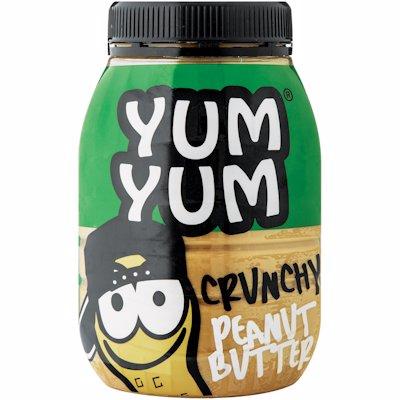 YUM YUM P/NUT BUTTER CRUNCHY 800GR