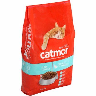 CATMOR ADULT CATFOOD TUNA 1.75K