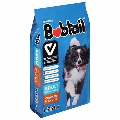 BOBTAIL D/FOOD M/L CHICK 1.75K