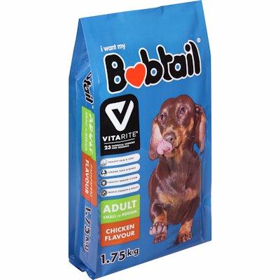 BOBTAIL D/FOOD S/M CHICK 1.75K