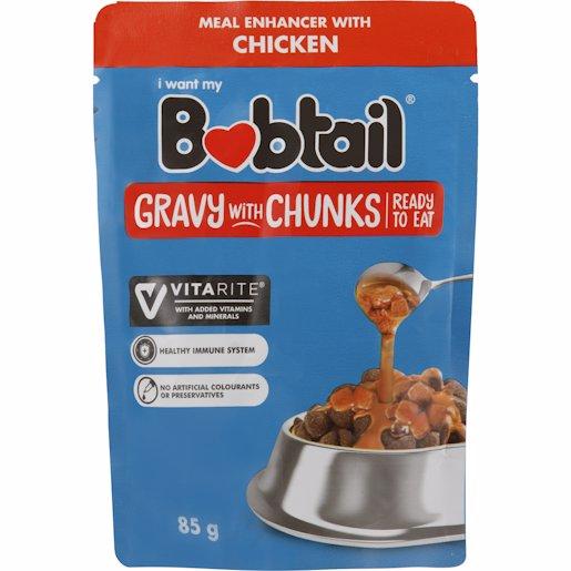 BOBTAIL GRVY/CHNKS CHIC 85GR