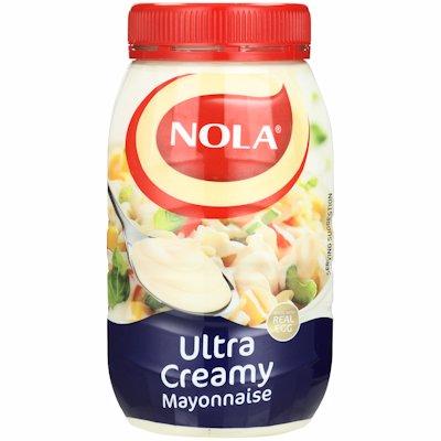 NOLA MAYONNAISE ULTRA CREAMY 730G