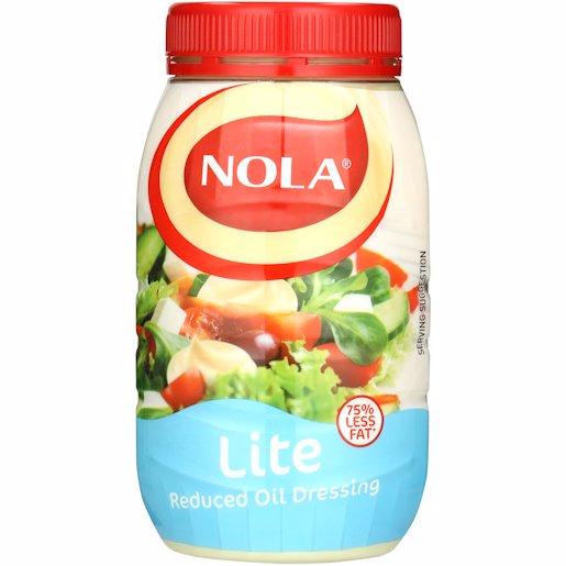 NOLA S/DRESS SLIM RED OIL 780GR