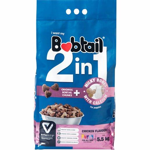 BOBTAIL PUP CHIC M/BONE 5.5KG