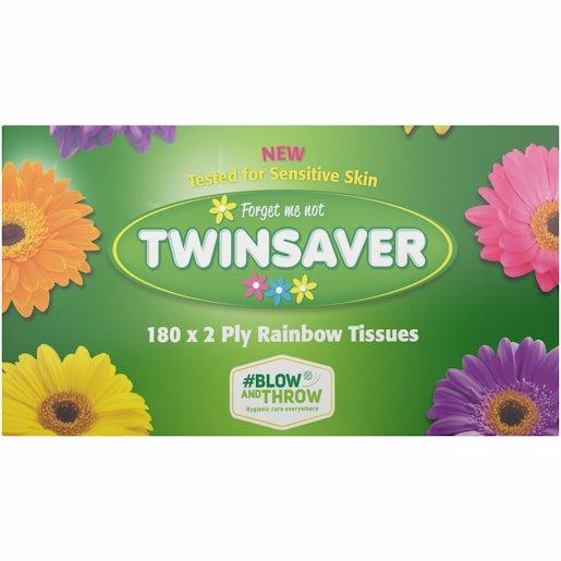 TWINSAVER F/TISS R/BOW 180'S