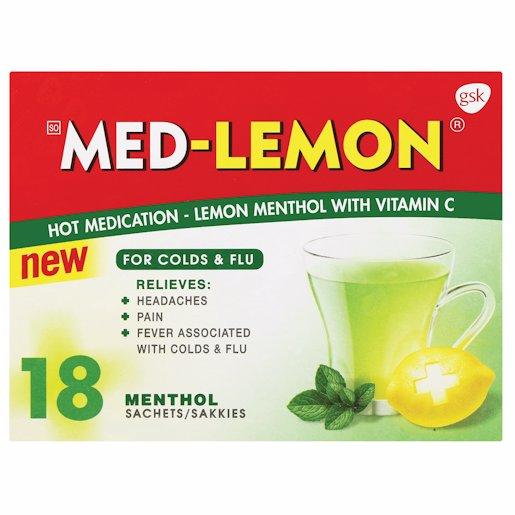 MED LEMON H/MED LEMON MEN 18'S