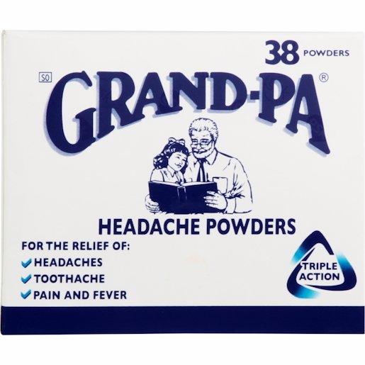 GRANDPA POWDER 38'S