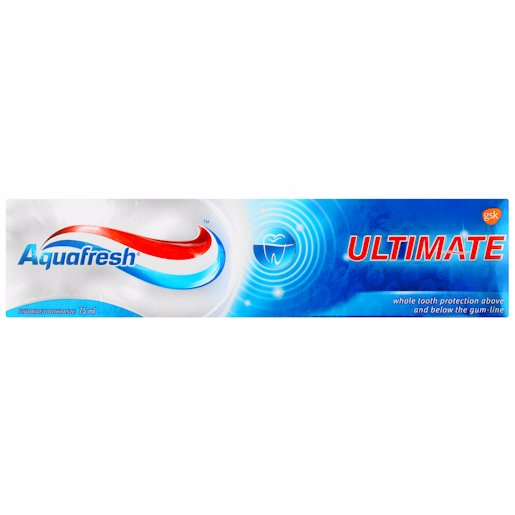 AQUAFRESH ULTIMATE 75ML