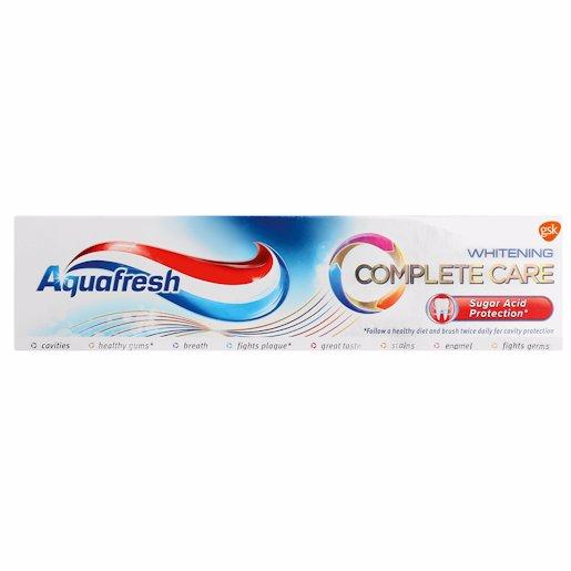 AQUAFRESH COMP CARE WHITE 75ML