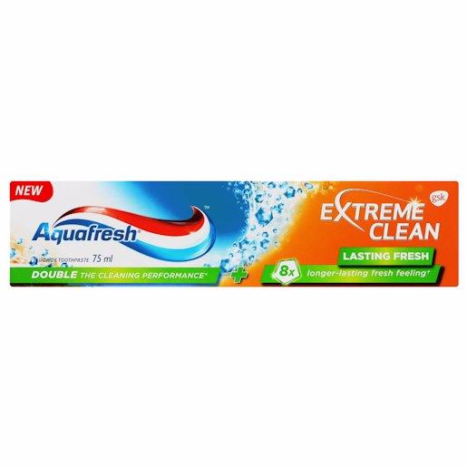 AQUAFRESH EXT CLEAN FRSH 75ML