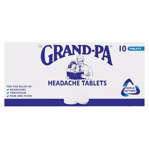 GRANDPA TABLETS 10'S