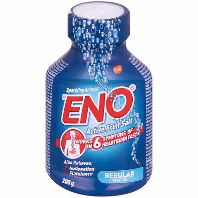 ENO ACTIVE FRUIT SALT REGULAR 200GR