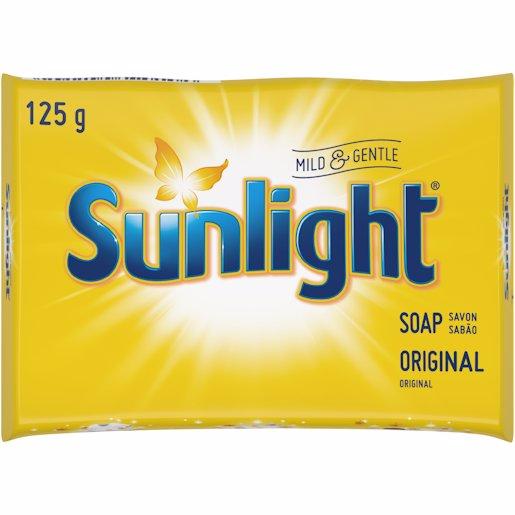 SUNLIGHT SOAP LAUNDRY 125G