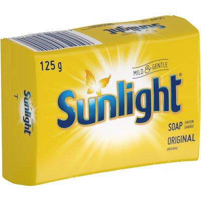SUNLIGHT LAUNDRY BAR ORGINAL 125G