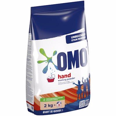 OMO MULTI-ACTIVE HAND WASHING POWDER 2KG
