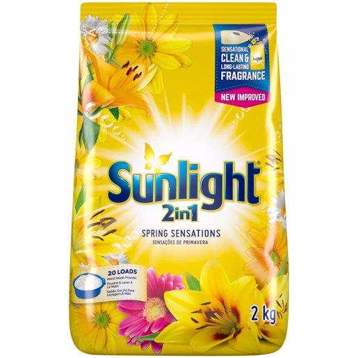 SUNLIGHT WASH POWDER REG 2KG