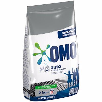 OMO AUTO WASHING POWDER BAG 2KG